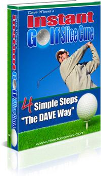 cur a golf slice